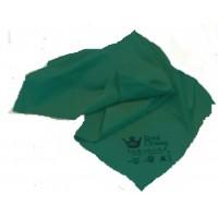 Кърпа за автомобил - зелена