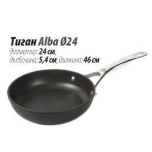 Тиган АLBA Ø 24