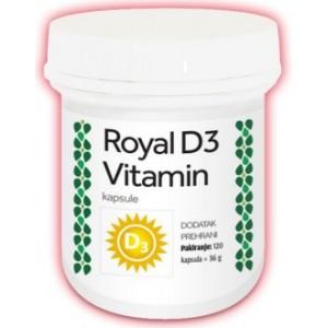 ВИТАМИН D3 10 mg