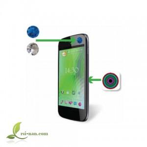 Чипове за мобилен телефон -Aquamarine Blue-1 к-т