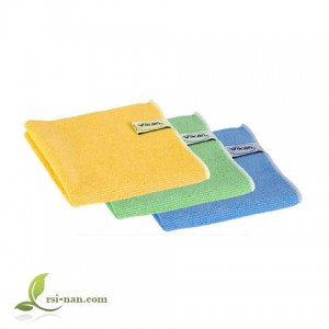 Цветен комплект от 3 малки кърпи