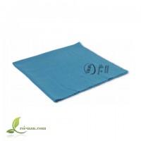 Малка кърпа за прозорци - синя