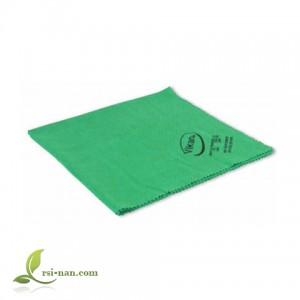Малка кърпа за прозорци - зелена