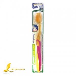 Роял нано четка за зъби Х 1 бр. - влакна със златни частици