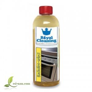 Почистващ препарат за кухненски печки-750 ml