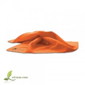 Универсална кърпа от ултрамикровлакна -оранж.
