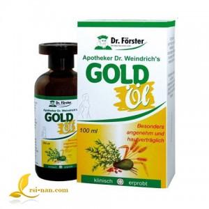 Златно масло -100 мл